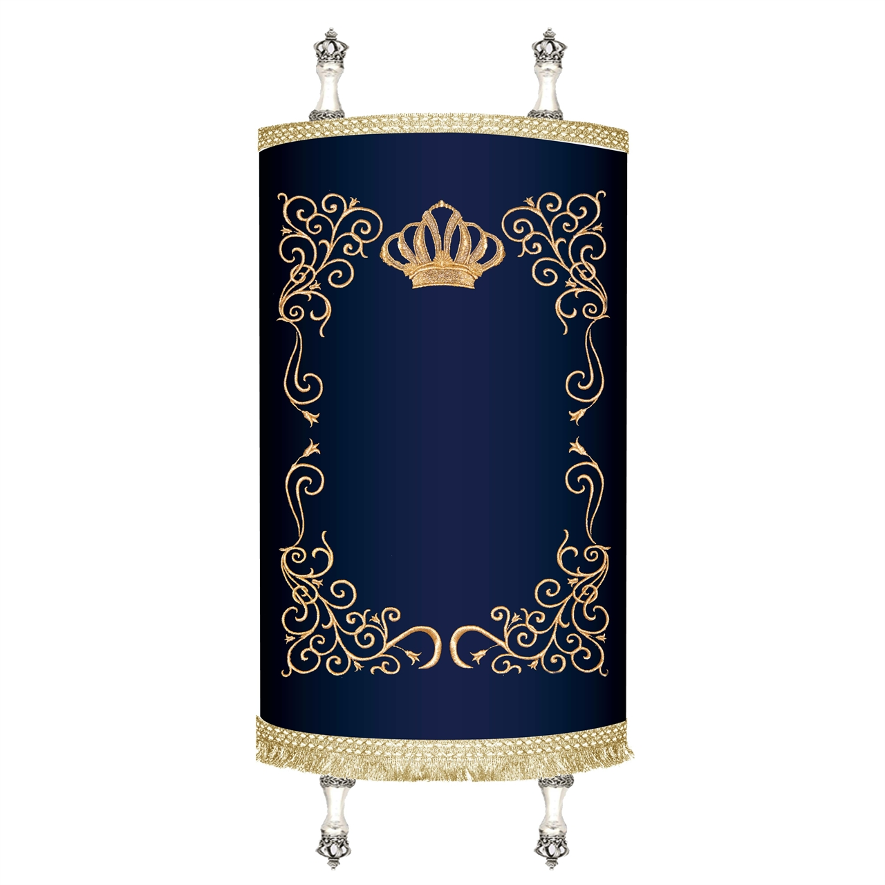Torah Cover -  Decorative Frame