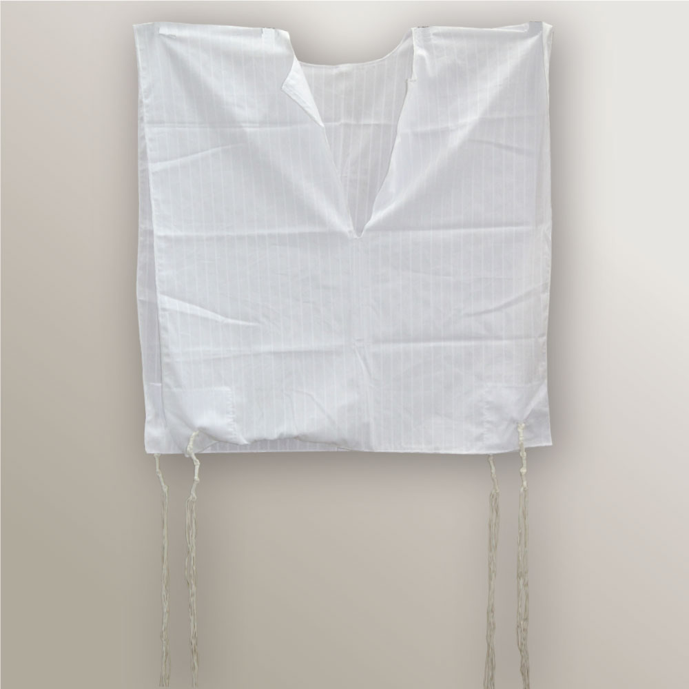 Cotton Tzitzit With Two Holes Talitania™