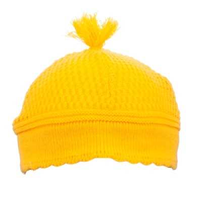 Yellow Yarmulke